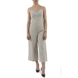Vêtements Femme Combinaisons / Salopettes Bsb 141-244001 beige