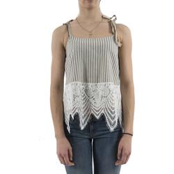 Vêtements Femme Tops / Blouses Bsb 141-210008 gris