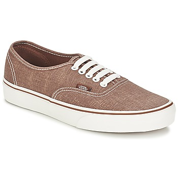 Baskets mode Vans AUTHENTIC Marron 350x350