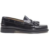 Chaussures Homme Mocassins La Valenciana Zapatos  3270 Negro Noir