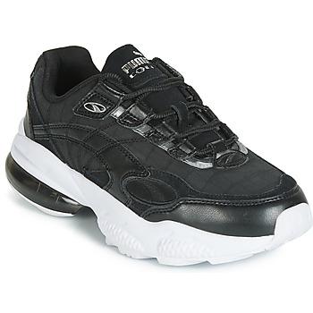 Chaussures Femme Baskets basses Puma CELL VENOM HYPERTECH Noir / Blanc