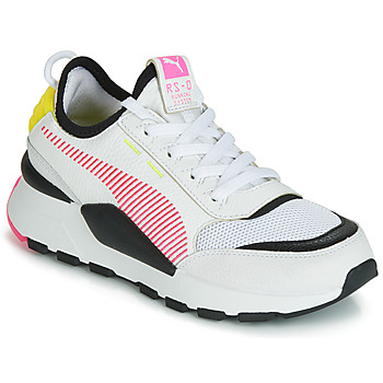 Chaussures Femme Baskets basses Puma RS-0 RE-REIN MU Blanc