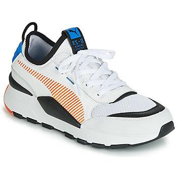 Chaussures Homme Baskets basses Puma RS-0 RE-REIN MU Blanc