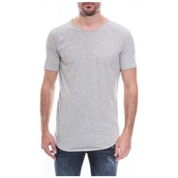 Vêtements Homme T-shirts manches courtes Kapsule T-shirt col rond coton KJ MOCKUP Gris