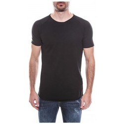 Vêtements Homme T-shirts manches courtes Kapsule T-shirt col rond coton KJ MOCKUP Noir