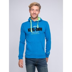 Vêtements Homme Sweats Kapsule Sweat capuche KJ WAKFU Bleu royal
