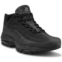 Chaussures Homme Baskets basses Nike Air Max 95 Ultra Essential Noir 857910-012 Noir