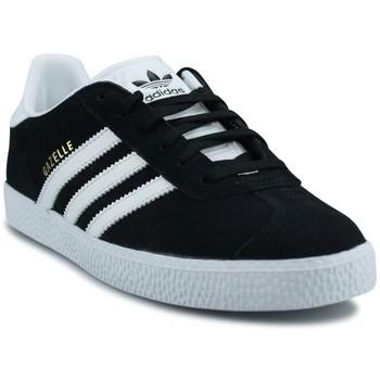 Chaussures Enfant Baskets basses adidas Originals Gazelle Junior Noir Bb2502 Noir