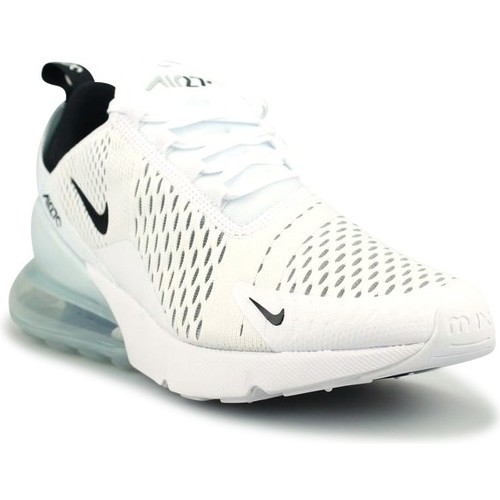cheaper 7bb46 48b4c Chaussures Baskets basses Nike Basket Air Max 270 Blanc Ah8050-100 Blanc