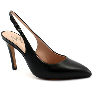 Chaussures Femme Sandales et Nu-pieds Malù Malù MAL-E19-1911-NE Nero