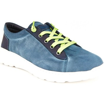 On Foot Homme Basket 10000 Azul