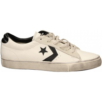 c7761d2ed6aec1 Chaussures Baskets basses Converse PRO LEATHER VULC DISTRESSED OX white -bianco