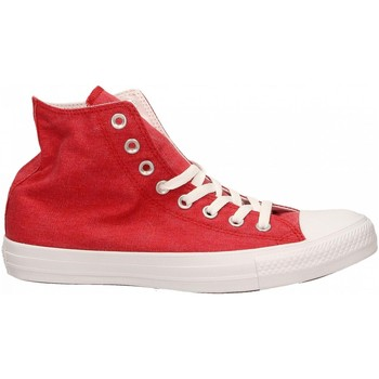 Chaussures Baskets montantes Converse CTAS HI red-white-white