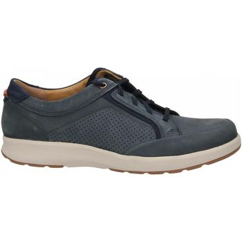 Chaussures Homme Derbies Clarks UN TRAIL FORM navy