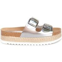 Chaussures Femme Sandales et Nu-pieds Colour Feet TURQUETA Argenté