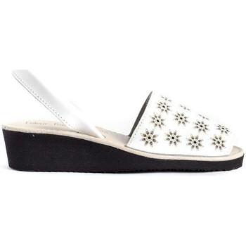 Chaussures Femme Sandales et Nu-pieds Colour Feet MACARELLETA LASER Blanc