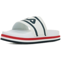 Chaussures Femme Claquettes Fila Morro Bay Zeppa Wn's blanc
