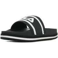 Chaussures Femme Claquettes Fila Morro Bay Zeppa Wn's noir