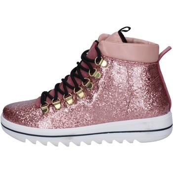 Chaussures Femme Baskets mode Trepuntotre sneakers caoutchouc rose