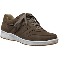 Chaussures Homme Baskets basses Mephisto Vito perf Taupe nubuck