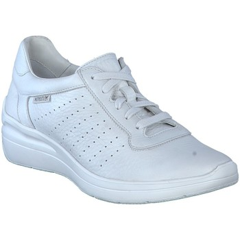Chaussures Baskets basses Mephisto Basket CHRIS PERF Blanc Blanc
