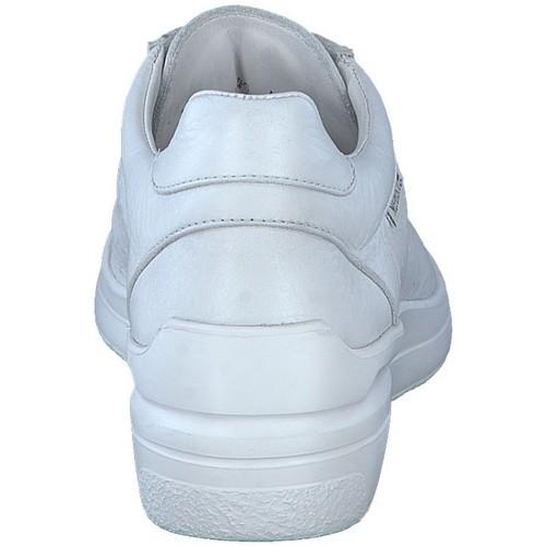 Mephisto Basses Chaussures Blanc Perf Baskets Chris HeEWDbI92Y