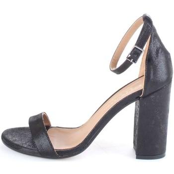 Chaussures Femme Sandales et Nu-pieds Silvian Heach RCP19031CZ Noir