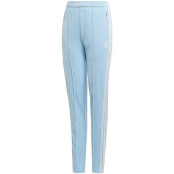Vêtements Garçon Pantalons de survêtement adidas Originals CC HW PANTS Bleu