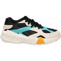 Chaussures Femme Fitness / Training Reebok Sport AZTREK grey-black-blue
