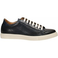 Chaussures Homme Derbies Brecos VITELLO azzurro-jeans