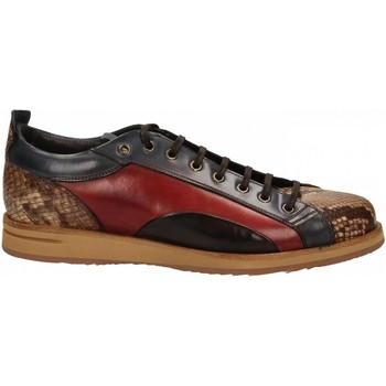 Chaussures Homme Baskets basses Brecos PITONE roccia