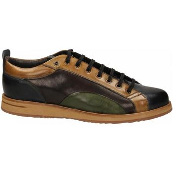 Chaussures Homme Derbies Brecos VITELLO azzurro-legno