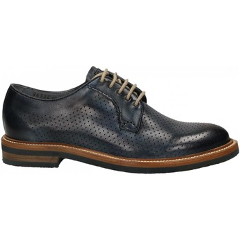 Chaussures Homme Derbies Brecos VITELLO azzurro