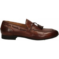 Chaussures Homme Mocassins Brecos CRUST brandy