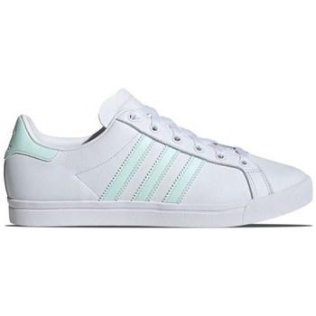 Chaussures Femme Baskets basses adidas Originals Coast Star Blanc
