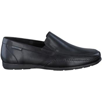 Chaussures Mocassins Mephisto Mocassins ANDREAS marron Noir