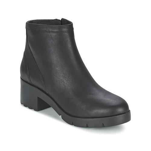 Chaussures Femme Bottines Camper WANDA Noir