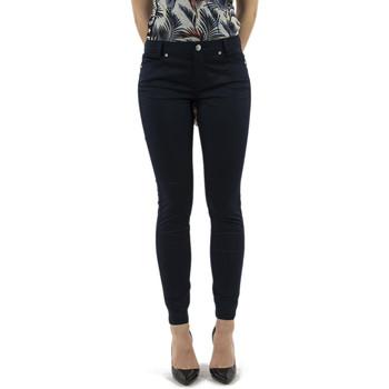 Vêtements Femme Chinos / Carrots Street One 371992 bleu