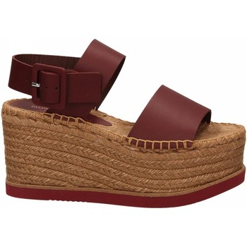 Chaussures Femme Espadrilles Paloma Barcelò LUX NAPPA burgundy--rosso