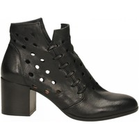 Chaussures Femme Bottines Salvador Ribes TANIA HARLEY nero