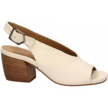 Chaussures Femme Sandales et Nu-pieds Salvador Ribes GRETA HARLEY bianco