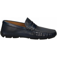 Chaussures Homme Mocassins Brecos VITELLO jeans