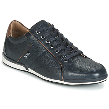 Chaussures Homme Baskets basses BOSS SATURN LOWP TBPF1 Marine
