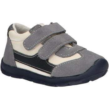 Chaussures Garçon Baskets basses Happy Bee B138884-B1153 Gris