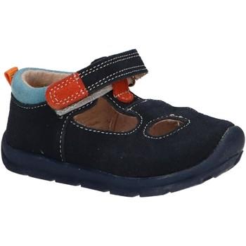 Chaussures Garçon Sandales et Nu-pieds Happy Bee B138464-B1153 Azul