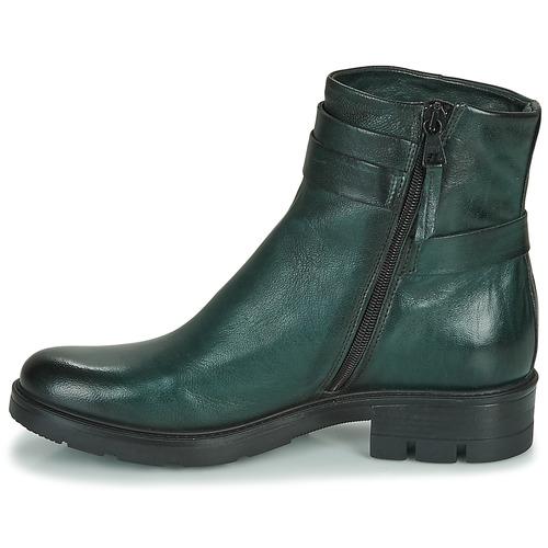 In Dream Vert Boots Fomentana Green Femme Ok8PN0wnX