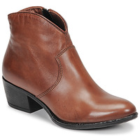 Chaussures Femme Bottines Dream in Green LALYSSA Cognac