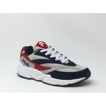 Chaussures Baskets mode Fila VENOM LOW MARINE/GRIS Gris