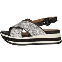 Chaussures Femme Sandales et Nu-pieds Janet Sport 43755 Noir