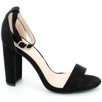 Chaussures Femme Sandales et Nu-pieds Diamantique D852.01_41 Noir